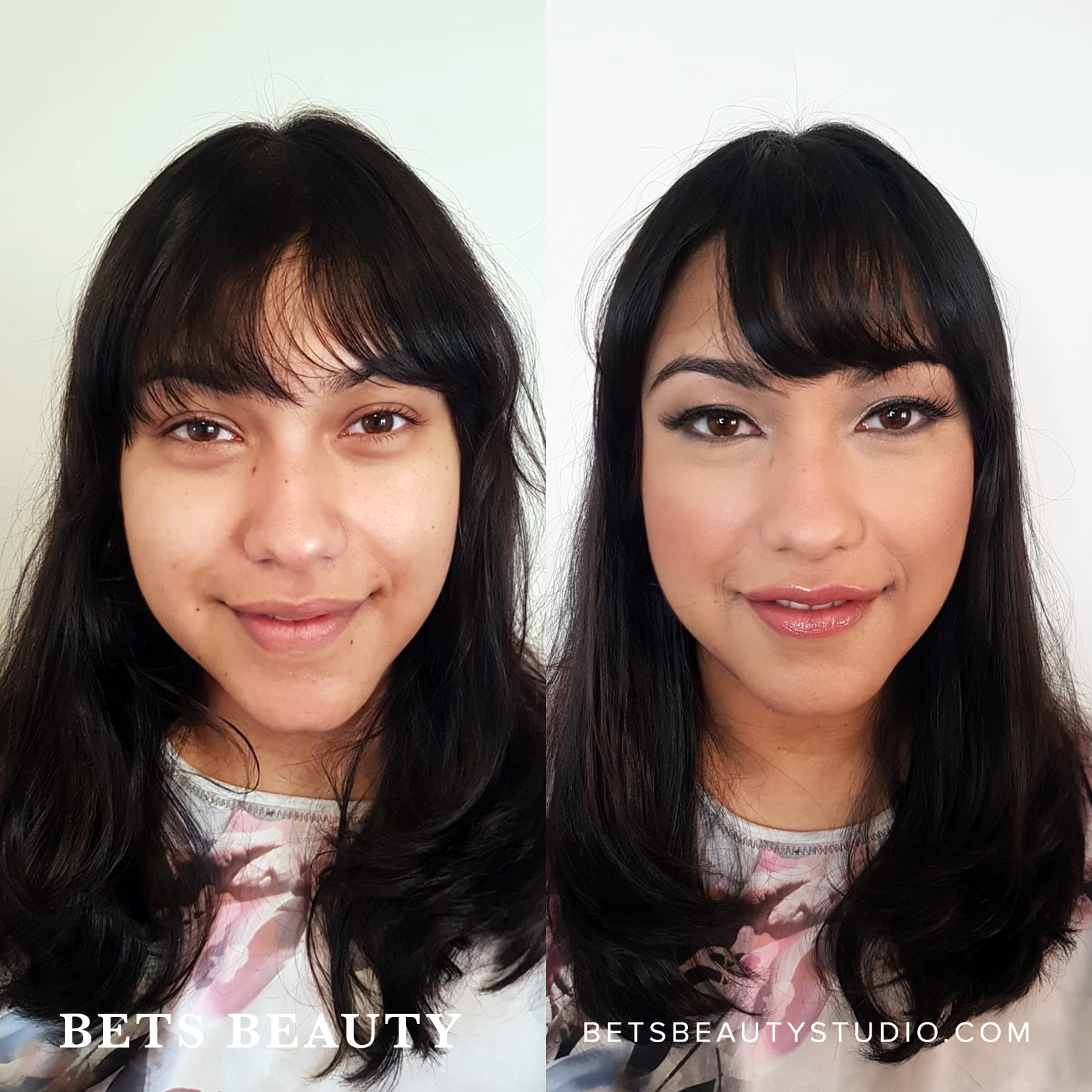 Toronto Asian Bridal Makeup