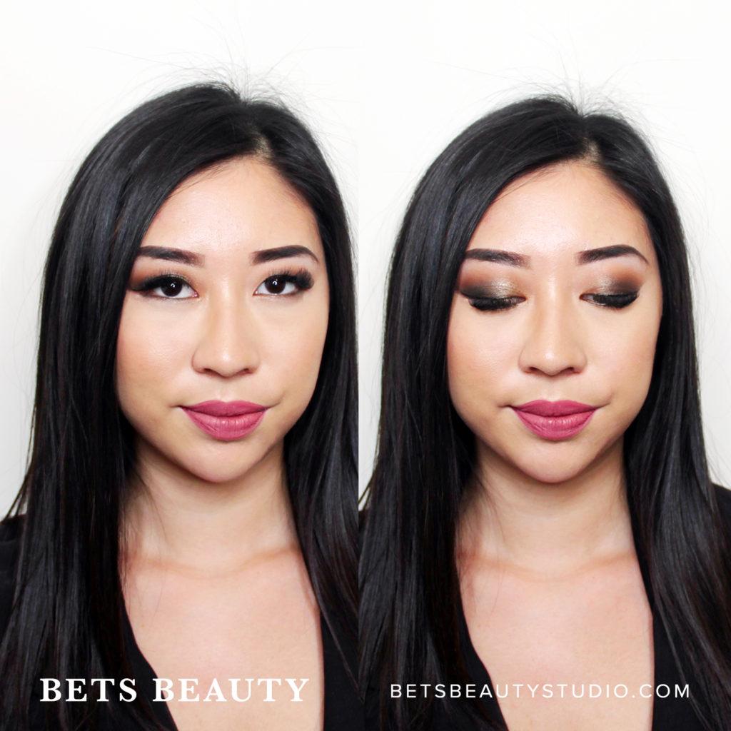 Toronto Asian Bridal Makeup