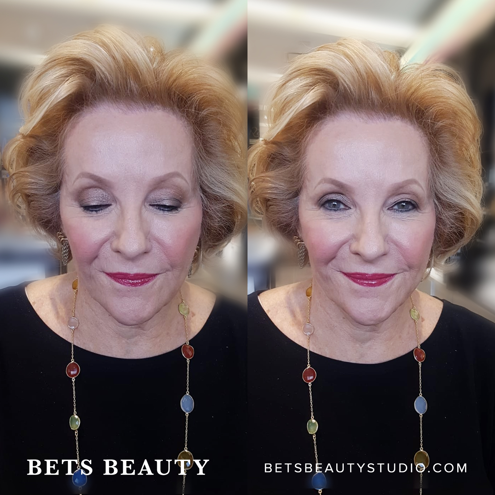 Best Makeup for Older Women in Toronto  Makeup for Mature Women